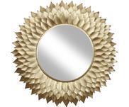 Espejo de pared redondo Petal