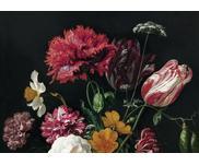 Fotomural Golden Age Flowers