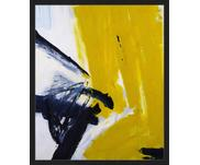 Impresión digital enmarcada Abstract