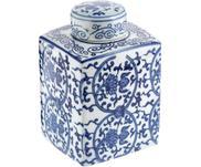 Tibor de porcelana Ella