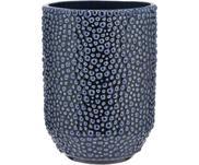 Jarrón de cerámica Ozean