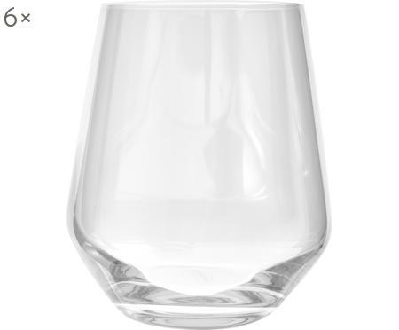 Vasos de cristal Revolution, 6uds.