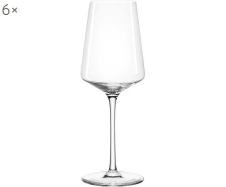 Copas de vino blanco Puccini, 6uds.