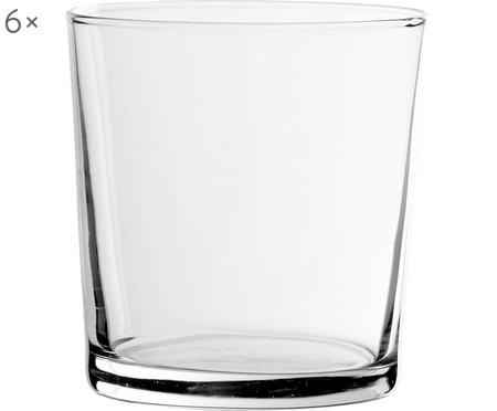 Vasos clásicos Simple, 6 uds.