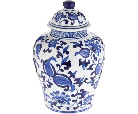 Tibor de porcelana Annabelle