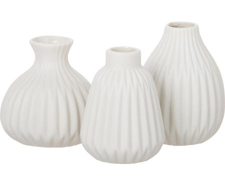 Set de jarrones de porcelana Esko, 3pzas.
