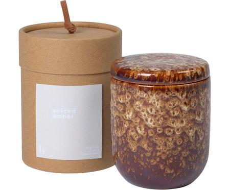 Vela perfumada Spiced Amber (ámbar)