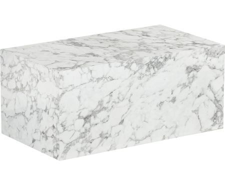 Mesa de centro en aspecto mármol Lesley