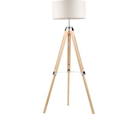 Lámpara de pie trípode Lantada