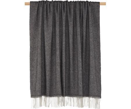Manta de lana Aubrey