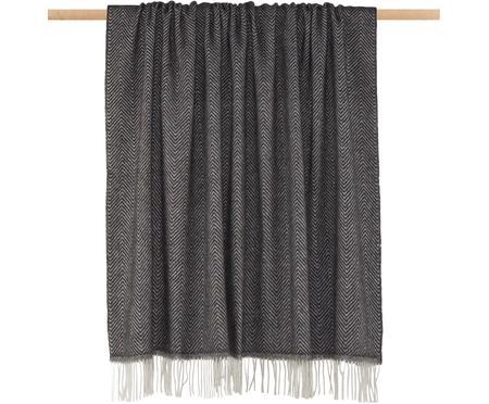 Manta de lana de merino Aubrey