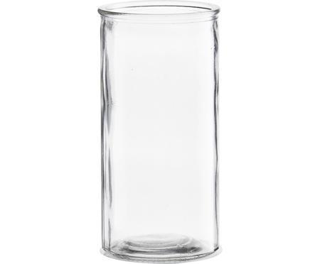 Jarrón de vidrio Cylinder