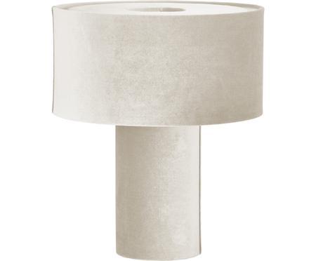 Lámpara de mesa de terciopelo Frida