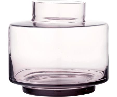 Jarrón de vidrio soplado Hedria, pequeño