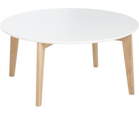 Mesa de centro redonda Lucas, estilo escandinavo
