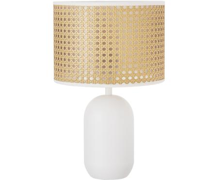 Lámpara de mesa de mimbre Vienna