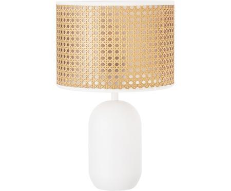 Lámpara de mesa con tejido vienés Vienna