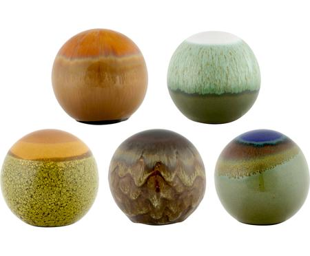 Set de esferas decorativas Energy, 5pzas.