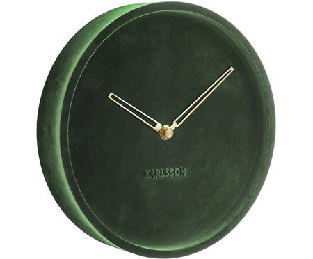 Reloj de pared de terciopelo Lush