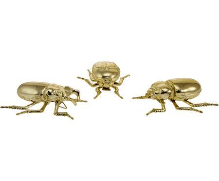 Set de escarabajos decorativos, 3pzas.