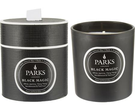 Vela perfumada Black Magic (jazmín blanco, ylang ylang y sándalo)
