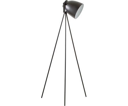 Lámpara de pie tripode Studio, estilo industrial