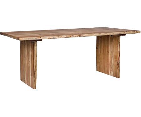 Mesa de madera de acacia Eneas