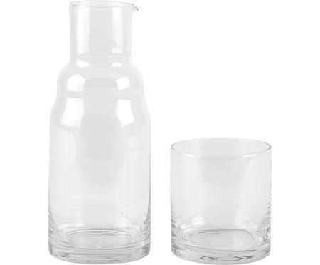 Set de jarra y vaso Wadi, 2pzas.