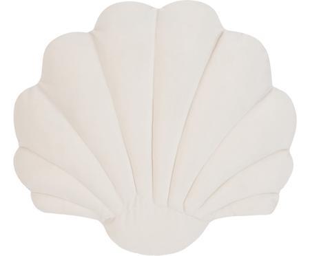 Cojín de terciopelo Shell