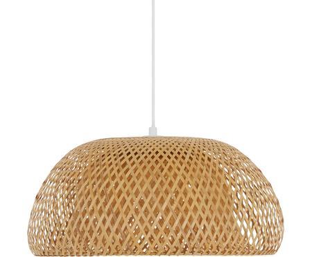 Lámpara de techo artesanal de bambú Eden