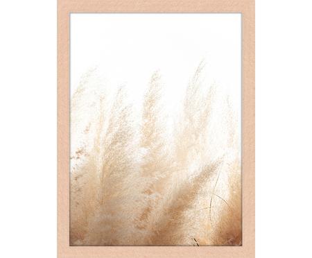 Impresión digital enmarcada Pampa Grass