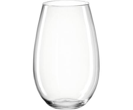 Jarrón artesanal de vidrio Casolare