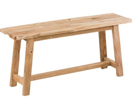 Banco de madera de teca Lawas