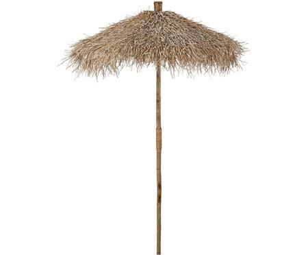 Sombrilla decorativa de bambú Mandisa, Ø150cm