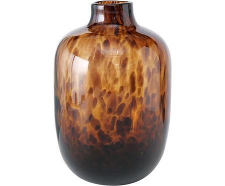 Jarrón de vidrio Leopard