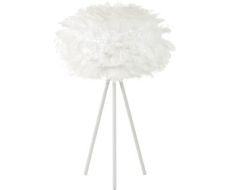 Lámpara de mesa grande de plumas Eos Mini