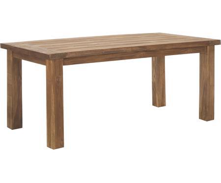 Mesa de comedor de madera maciza Bois