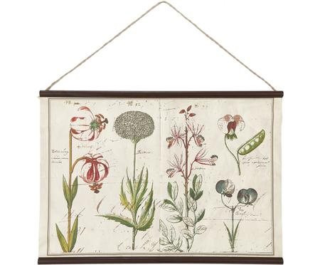 Impresión digital sobre lienzo Botanic