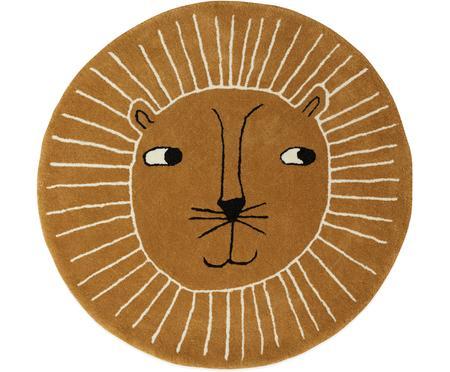 Alfombra de lana Lion