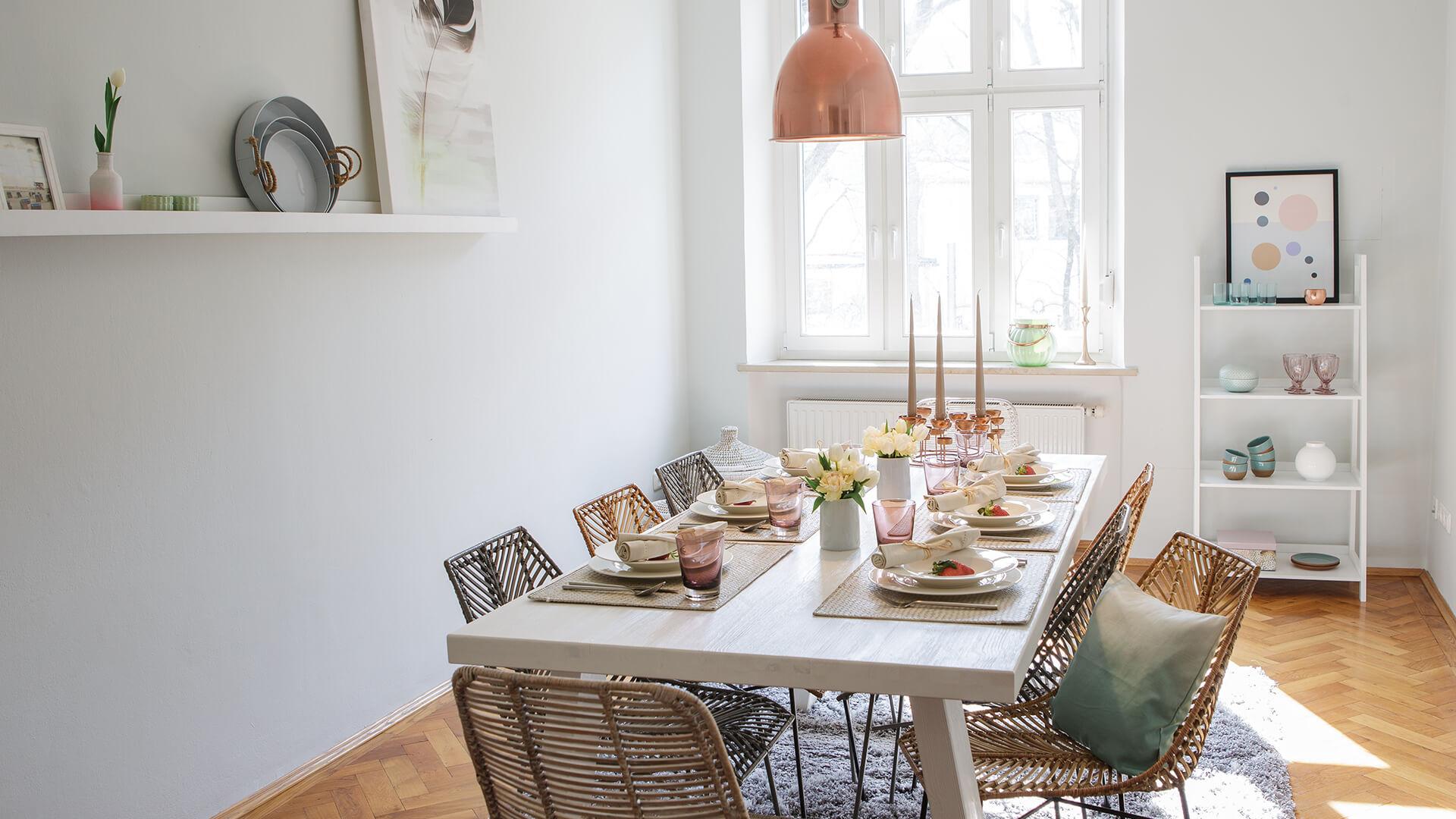 La mesa danesa