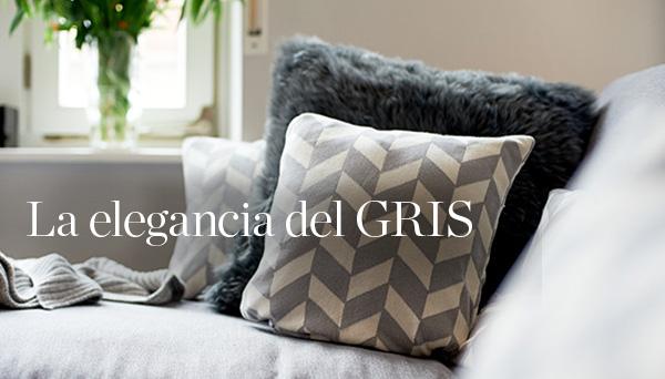 Elegancia del gris
