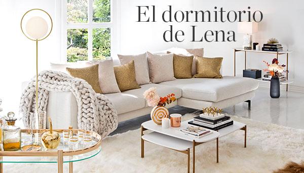 Dormitorio de Lena
