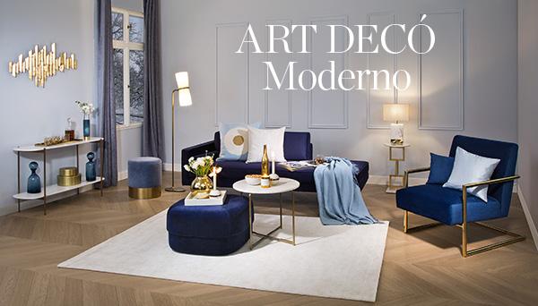 Art Decó moderno
