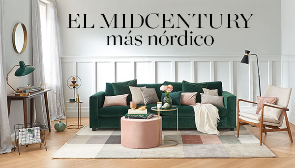 Midcentury nórdico