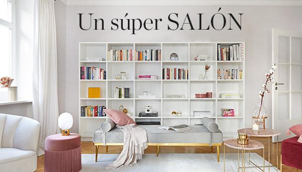 Un súper salón