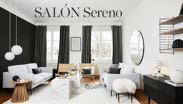 Un salón sereno