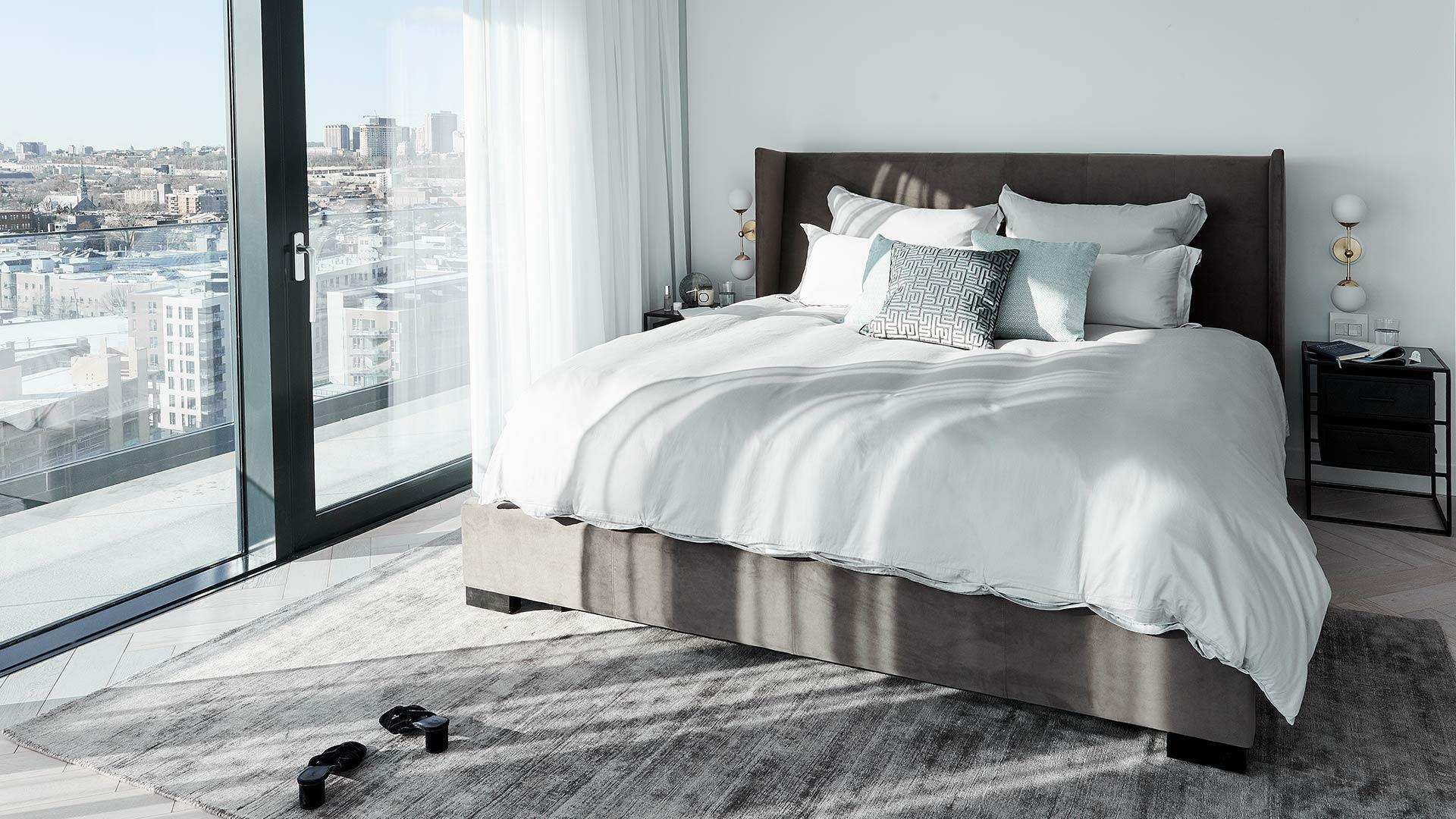 Dormitorio relajado