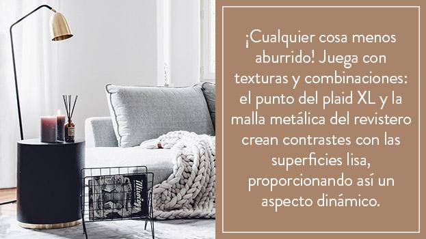 Sofá estilo moderno