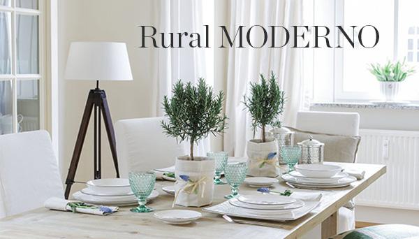 Rural moderno