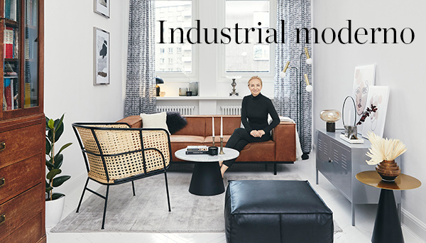 Industrial moderno
